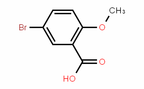 5-Bromo-2-methoxybenzoic acid
