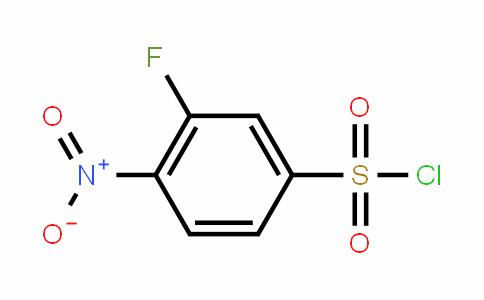 3-氟-4-硝基苯磺酰氯