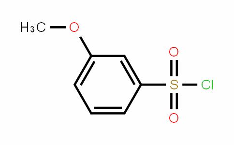 3-Methoxybenzenesulfonyl chloride