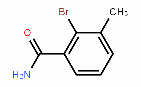 2-Bromo-3-methylbenzamide