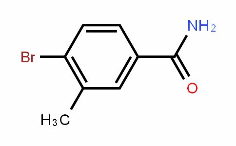 4-Bromo-3-methylbenzamide