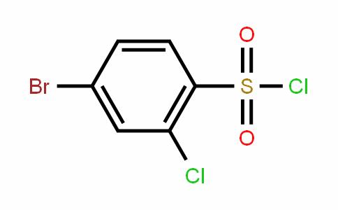 4-溴-2-氯-苯磺酰氯