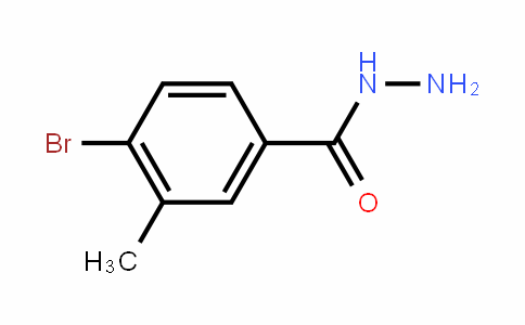 4-Bromo-3-methylbenzoic hydrazide
