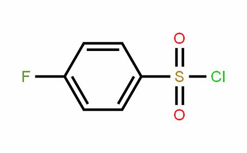 4-Fluorobenzenesulfonyl chloride