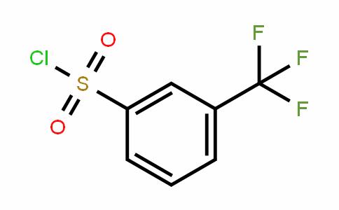 3-(Trifluoromethyl)benzenesulfonyl chloride