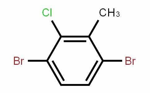 2-Chloro-3,6-dibromotoluene