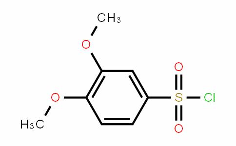 3,4-Dimethoxybenzenesulfonyl chloride