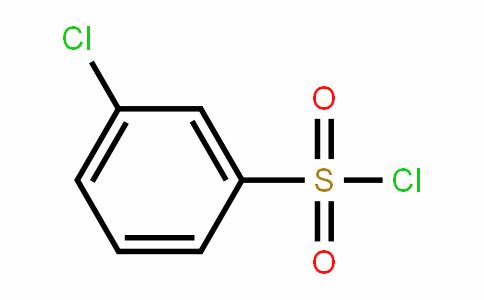 3-Chlorobenzenesulfonyl chloride