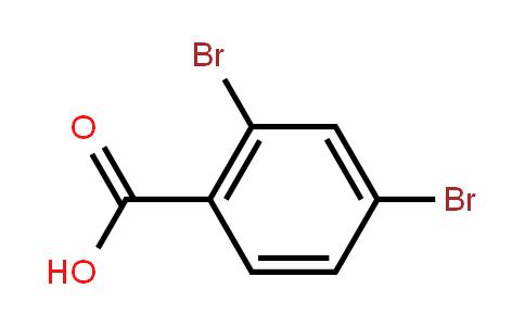 2,4-二溴苯甲酸