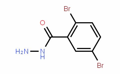 2,5-Dibromobenzoic hydrazide