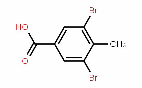 3,5-二溴-4-甲基苯甲酸