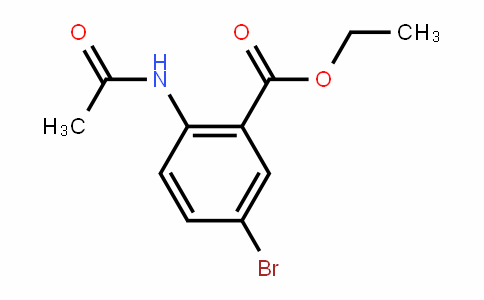 Ethyl 2-acetamido-5-bromobenzoate