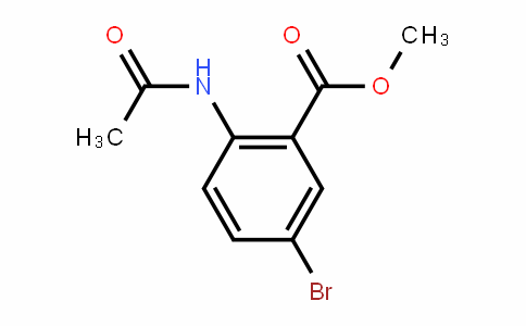 Methyl 2-acetamido-5-bromobenzoate