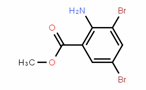 Methyl 2-amino-3,5-dibromobenzoate
