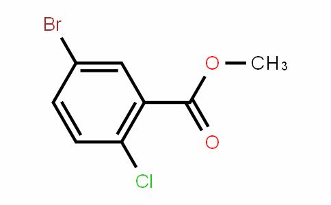 2-氯-5-溴苯甲酸甲酯