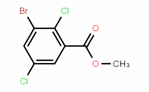 Methyl 3-bromo-2,5-dichlorobenzoate