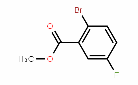 Methyl 2-bromo-5-fluorobenzoate