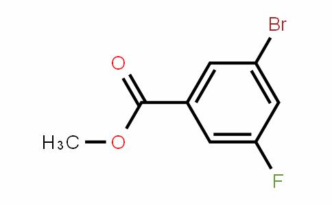 Methyl 3-bromo-5-fluorobenzoate
