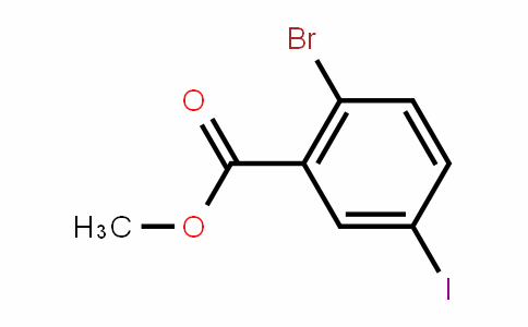 Methyl 2-bromo-5-iodobenzoate