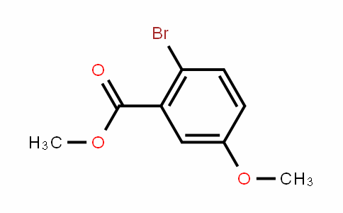 Methyl 2-bromo-5-methoxybenzoate
