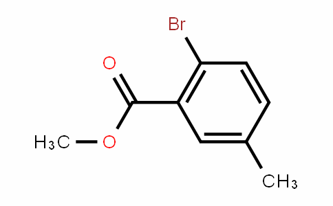 Methyl 2-bromo-5-methylbenzoate