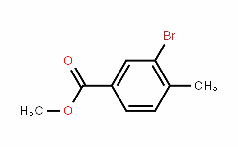 4-甲基-3-溴苯甲酸甲酯