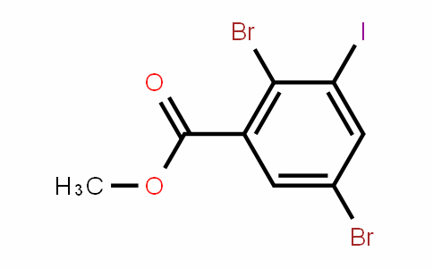 Methyl 2,5-dibromo-3-iodobenzoate