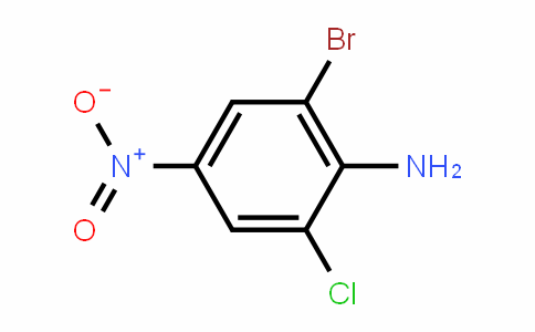 2-Bromo-6-chloro-4-nitroaniline