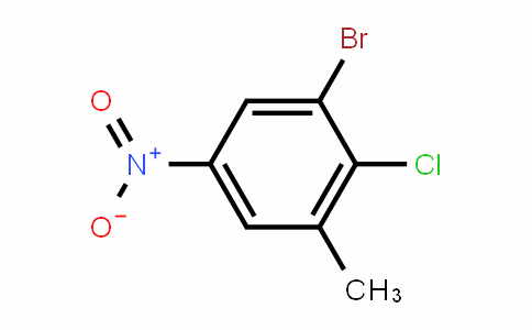 3-Bromo-2-chloro-5-nitrotoluene