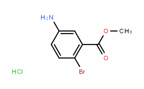 Methyl 5-amino-2-bromobenzoate hydrochloride