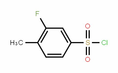 3-氟-4-甲基苯磺酰氯