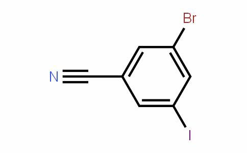 3-Bromo-5-iodobenzonitrile
