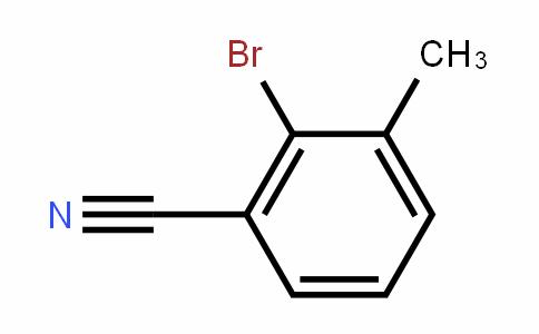 2-Bromo-3-methylbenzonitrile