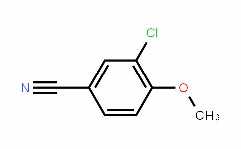 3-氯-4-甲氧基苯甲腈
