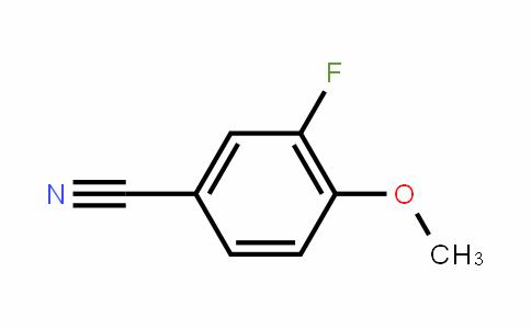 3-Fluoro-4-methoxybenzonitrile