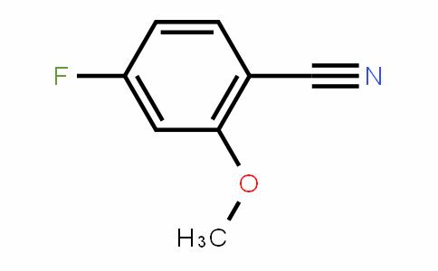 4-Fluoro-2-methoxybenzonitrile