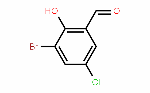 3-Bromo-5-chloro-2-hydroxybenzaldehyde