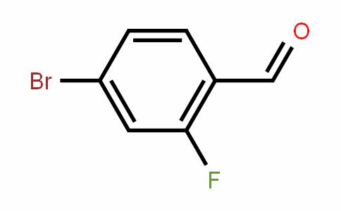 4-溴-2-氟苯甲醛