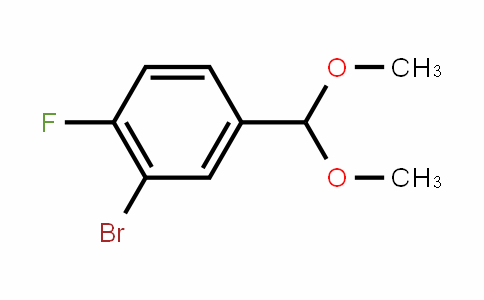 3-Bromo-4-fluorobenzaldehyde dimethyl acetal