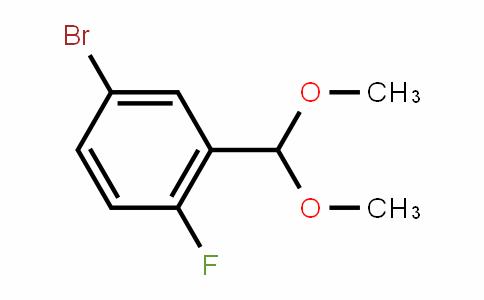 5-Bromo-2-fluorobenzaldehyde dimethyl acetal