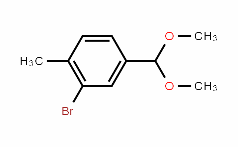 3-Bromo-4-methylbenzaldehyde dimethyl acetal