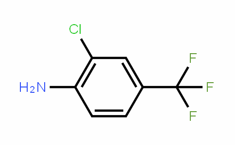4-氯基-3-氯三氟甲苯