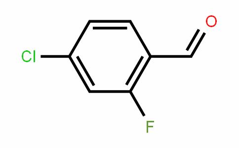 4-氯-2-氟苯甲醛