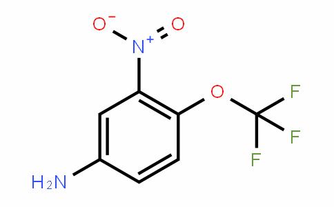 3-硝基-4-三氟甲氧基苯胺