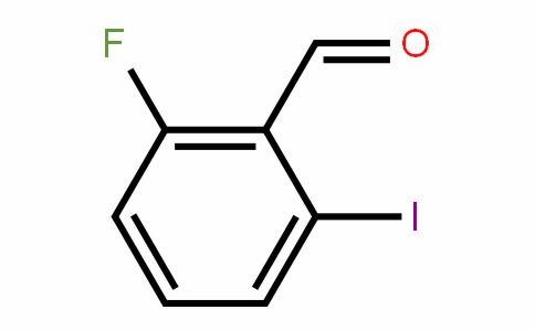 2-Fluoro-6-iodobenzaldehyde