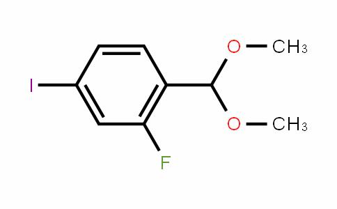 2-Fluoro-4-iodobenzaldehyde dimethyl acetal