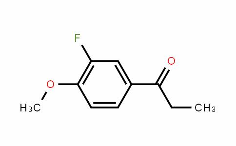 3'-Fluoro-4'-methoxypropiophenone