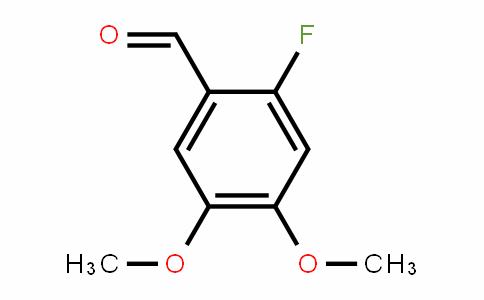 2-氟-4,5-二甲氧基苯甲醛