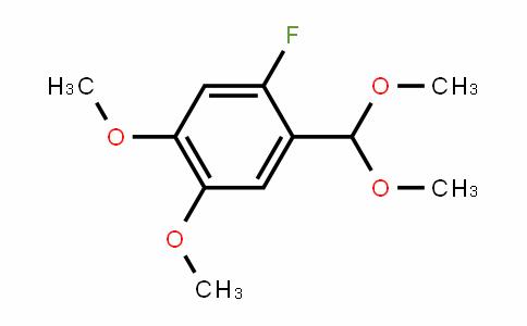 6-Fluoroveratraldehyde dimethyl acetal