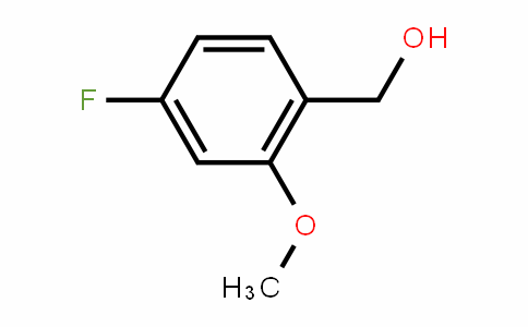 4-Fluoro-2-methoxybenzyl alcohol